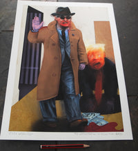 Load image into Gallery viewer, The Commutation of Roger Stone - Ltd Ed A3