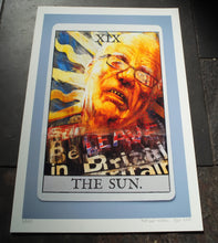 Load image into Gallery viewer, The Sun - Ltd Ed A3