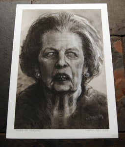Study of Maggie - Open Ed A4