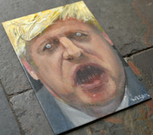 Load image into Gallery viewer, Study of Boris - Oil on Board