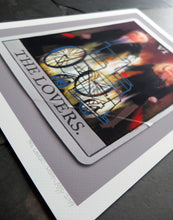 Load image into Gallery viewer, The Lovers - Ltd Ed A3
