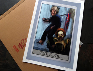 The Fool - Ltd Ed A3