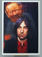 Load image into Gallery viewer, The Portrait of Bobby Gillespie  - Ltd Edition A2