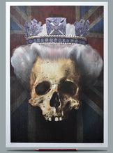 Load image into Gallery viewer, Queen Skull Painting - Wefail