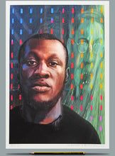 Load image into Gallery viewer, The Portrait of Big Mike - Ltd Ed A3