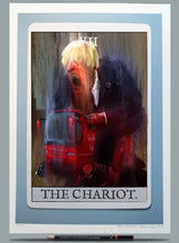 Load image into Gallery viewer, The Chariot- Ltd Ed A3