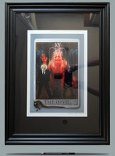 Load image into Gallery viewer, The Devil Limited Edition A3 - Framed