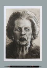 Load image into Gallery viewer, Study of Maggie - Open Ed A4