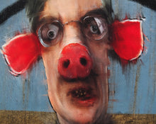 Load image into Gallery viewer, Pigg Mogg - Ltd Ed A3