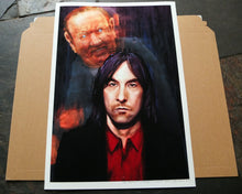 Load image into Gallery viewer, Bobby Gillespie Primal Scream Poster