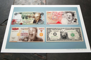 Political Bank Notes