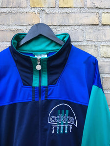 Vintage 90's Adidas Sport Tracktop - Large