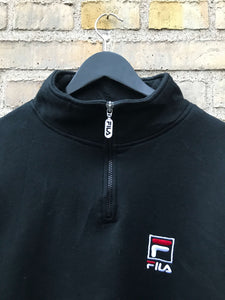 Vintage Fila Half-Zip - Medium