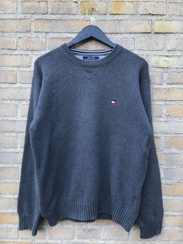 Vintage 90's Tommy Hilfiger Strik - Medium