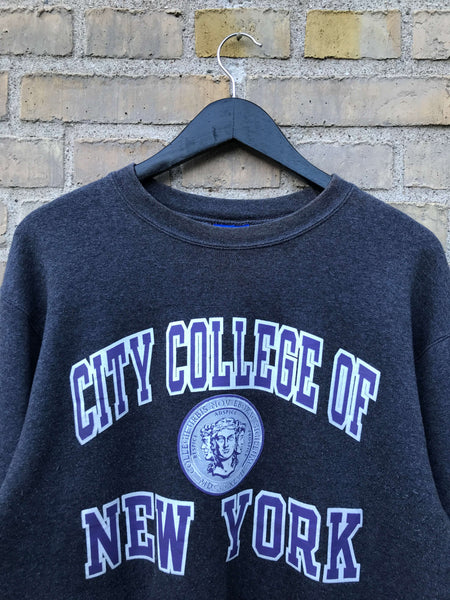 Vintage Champion New York Sweatshirt - Medium