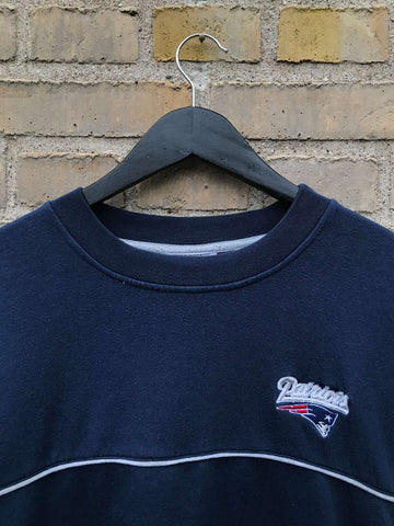 Vintage NFL New England Patriots Sweatshirt - Large