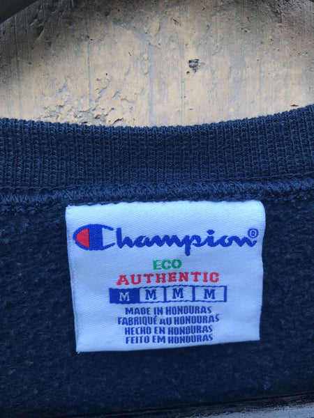 Vintage Champion St. Thomas Sweatshirt - Medium