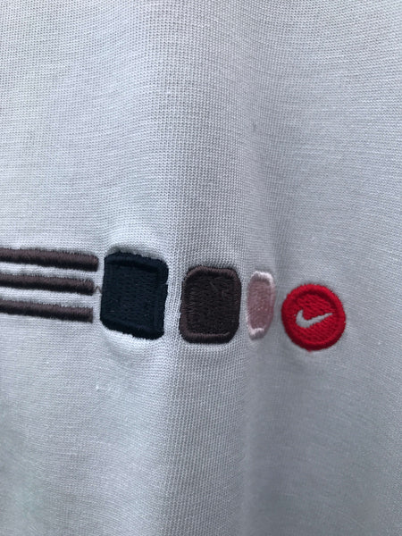Vintage 90's Nike Spellout T-Shirt - Medium