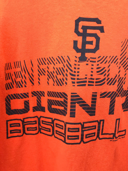 Vintage San Fransisco Giants T-Shirt - Medium
