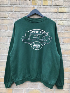 Vintage New York Jets Sweatshirt - XL
