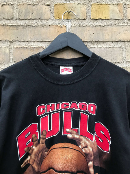 Vintage 90's Chicago Bulls T-Shirt - Medium