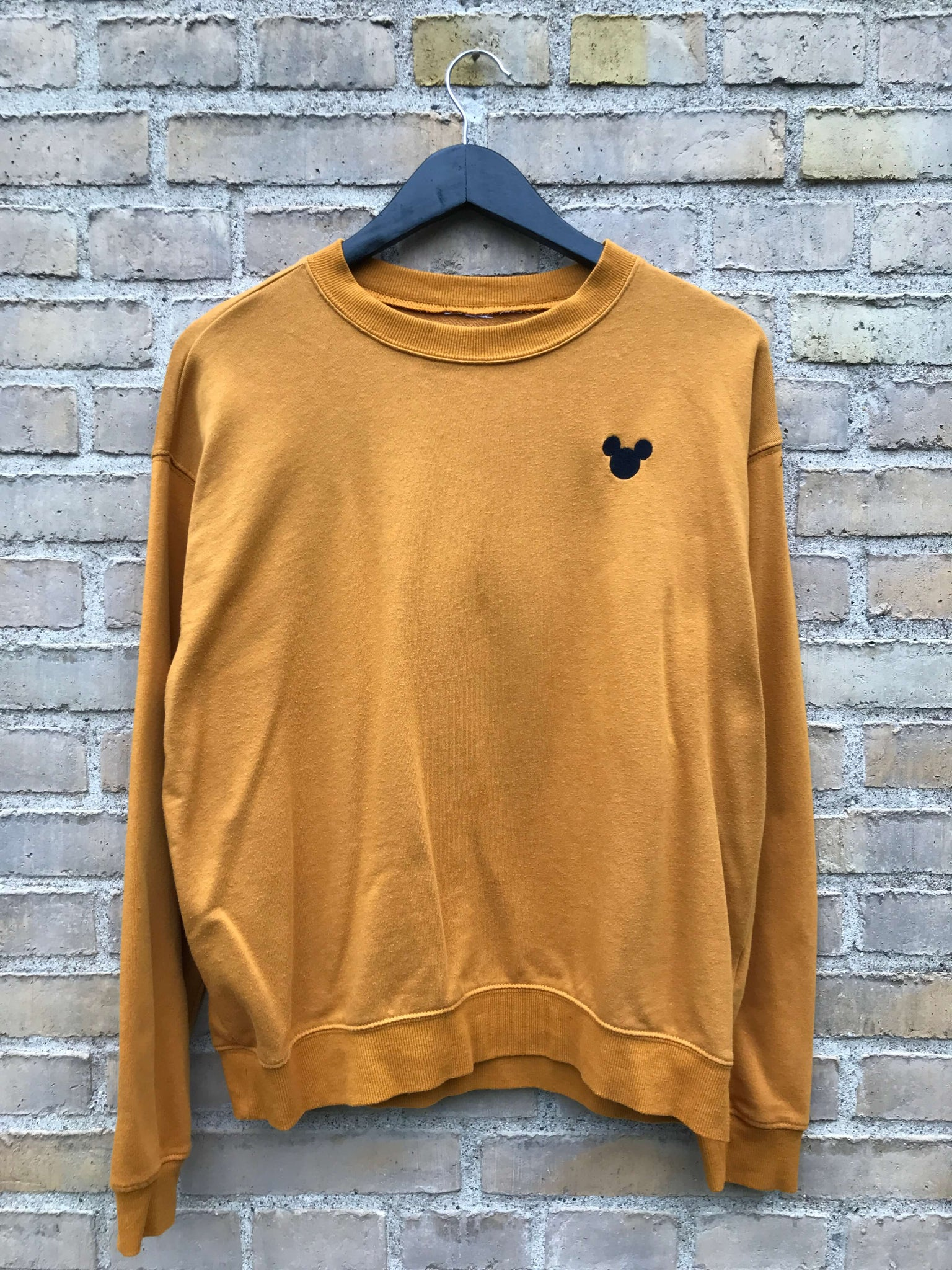 Vintage Mickey Mouse Sweatshirt - Small