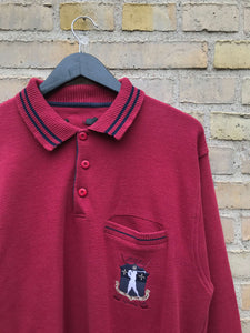 Vintage Golf Sweatshirt - Large