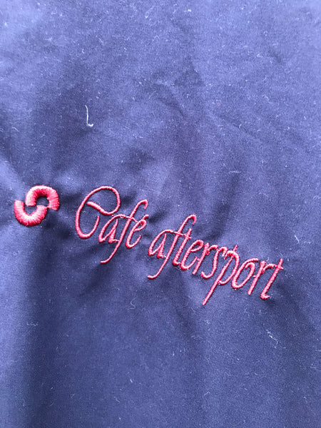 Vintage Café aftersport Overshirt - XXL