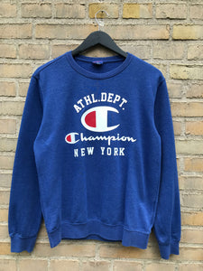Vintage Champion New York Sweatshirt - Small