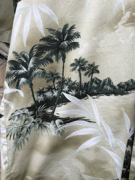 Vintage Hawaii Skjorte - Medium