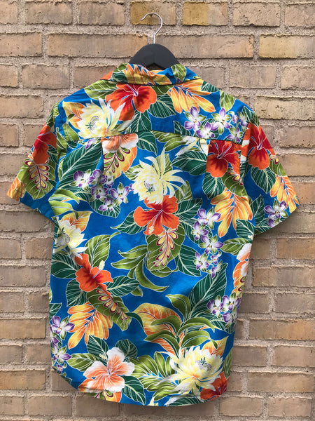 Vintage Hawaii Skjorte - Small