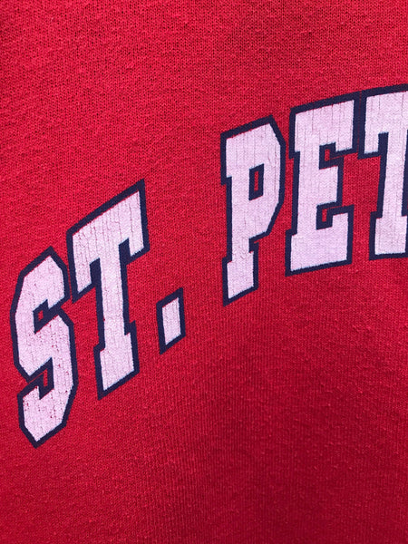 Vintage St. Pete Beach Sweatshirt - Large