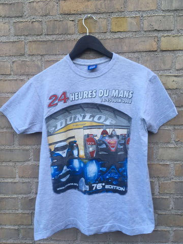 Vintage Le Mans 2008 Tee, Small