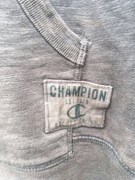 Vintage Champion New York Hoodie, Medium