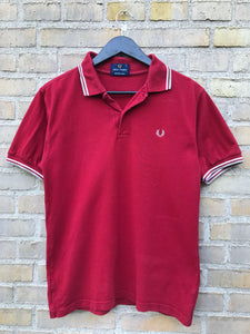 Vintage 90's Fred Perry Polo - Small