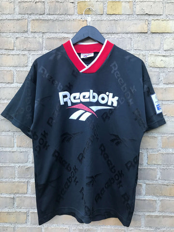 Vintage Reebok 1992 Champions League T-Shirt - Medium