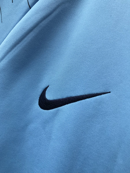 Manchester City Nike Tracktop, Small