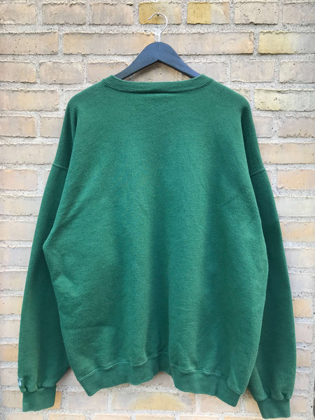 Vintage Green Bay Packers Sweatshirt - XL