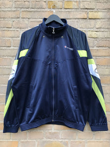 Vintage 90's Champion Tracktop - Large