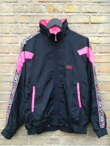 Vintage 90's Asics Trackjacket, Medium