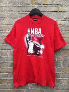 Vintage Champion NBA Street Tee, Medium