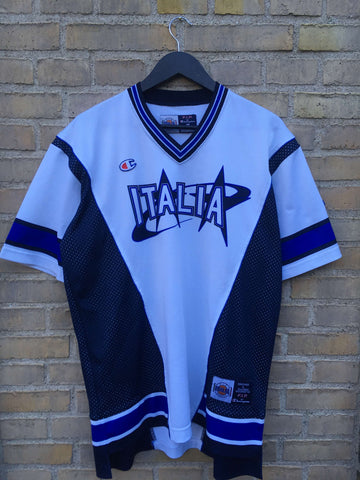 Vintage Champion Football Jersey, Large