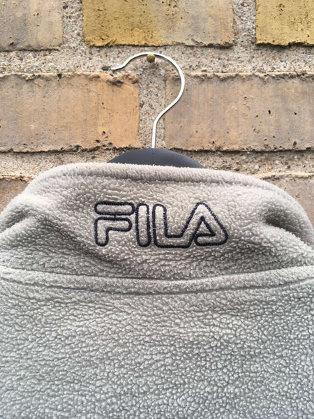 Vintage Fila Fleece, XL