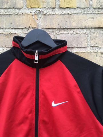 Vintage Nike Tracktop, Small