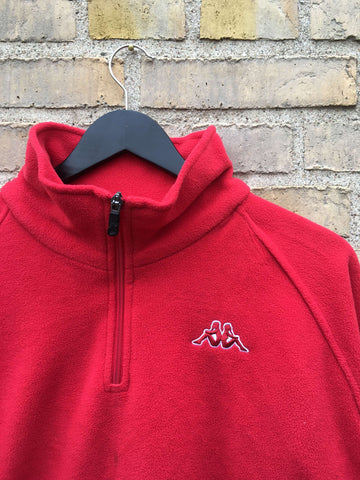 Vintage Kappa Fleece Sweat, XL