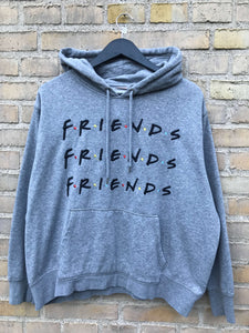 Vintage Friends Hoodie - Medium