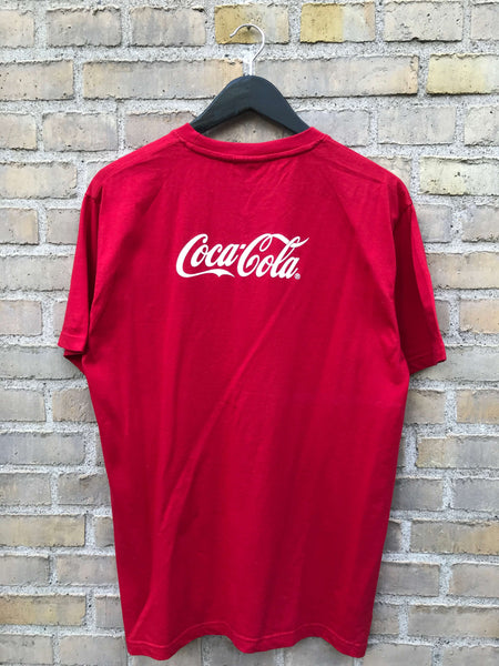 Vintage Coca Cola T-Shirt - Large