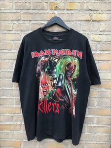Vintage Iron Maiden T-Shirt - XL