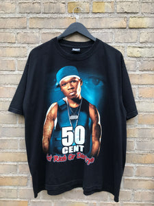 Vintage 50 Cent T-Shirt - XL