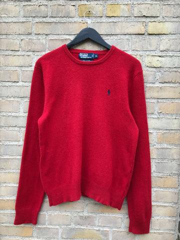 Ralph Lauren Lammeuld Strik - Medium